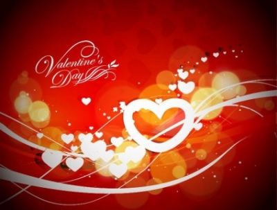 Free vector Vector abstract  Abstract Valentine's Day Vector Graphic