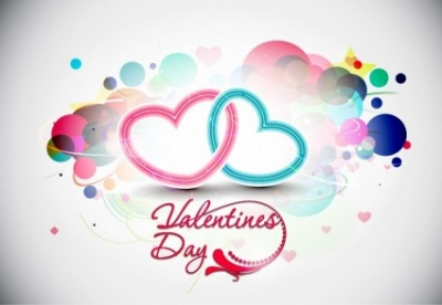 Free vector Vector abstract  Abstract Valentine's Day Vector Illustration