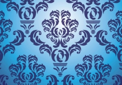 Free vector Vector misc  Antique Damask Vector