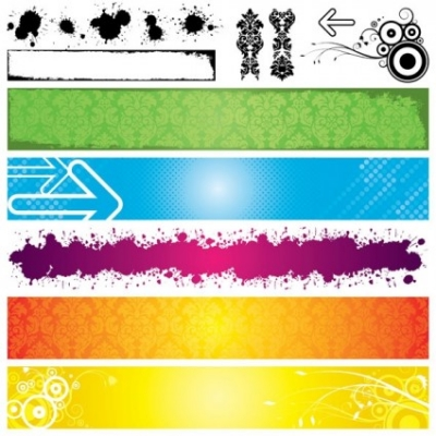 Free vector Vector banner  banner vector background