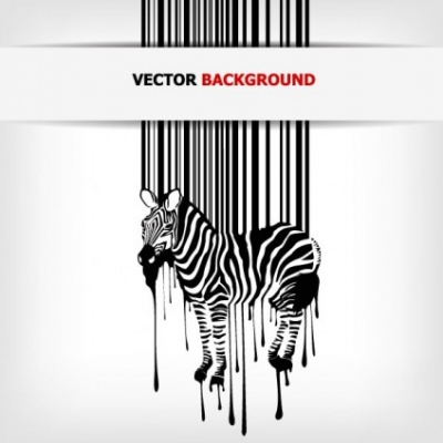 Free vector Vector background  barcode background 01 vector