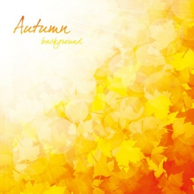 Free vector Vector background  beautiful autumn background 03 vector