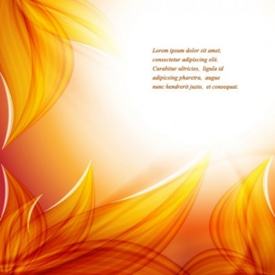 Free vector Vector background  beautiful autumn leaf background 04 vector