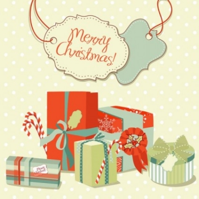 Free vector Vector Christmas  beautiful christmas design 03 vector