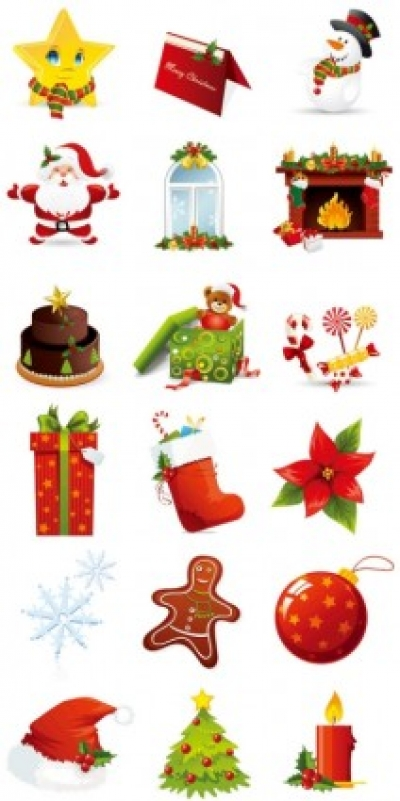 Free vector Vector Christmas  beautiful christmas ornament vector