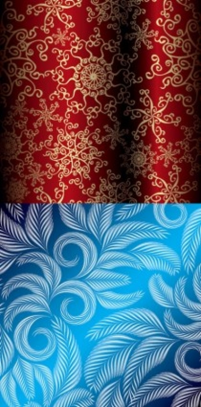 Free vector Vector pattern  beautiful christmas pattern vector