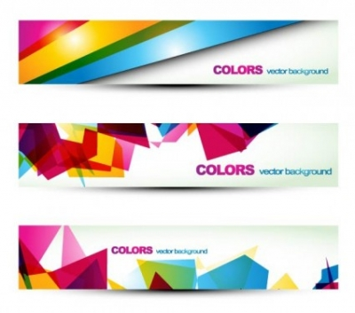 Free vector Vector banner  beautiful pattern banner 06 vector