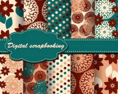 Free vector Vector background  beautiful wove background vector 5