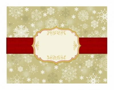 Free vector Vector Christmas  beige christmas background