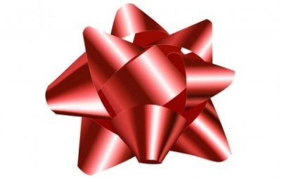 Free vector Vector misc  Big Red Bow