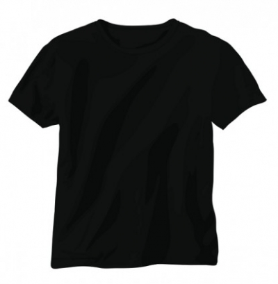Free vector Vector misc  Black Vector T-Shirt