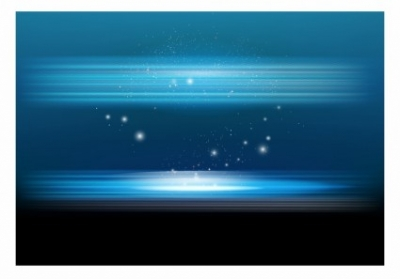 Free vector Vector background  blue abstract background