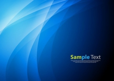 Free vector Vector abstract  Blue Abstract Wave Background Vector Graphic