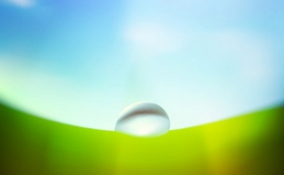 Free vector Vector background  Blurry Background With Water Drop