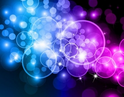 Free vector Vector abstract  Bokeh Circles Abstract Background Vector Graphic