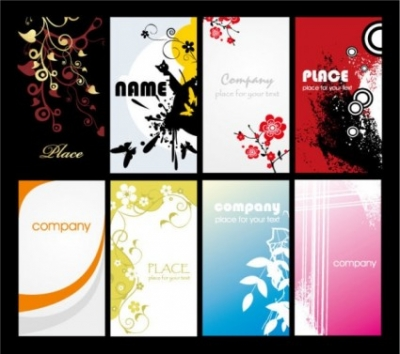Free vector Vector background  both the simple and the trend card background vector background