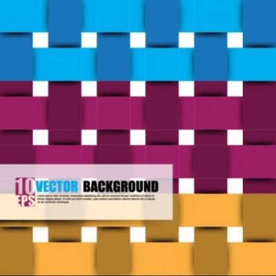 Free vector Vector background  box woven background 01 vector