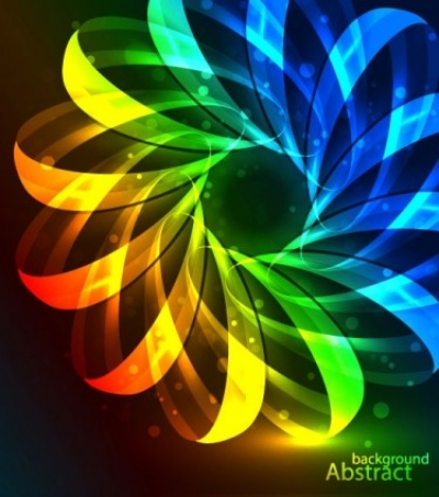 Free vector Vector background  bright beautiful background of 01 vector