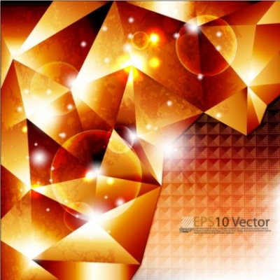Free vector Vector background  bright trend halo background 02 vector