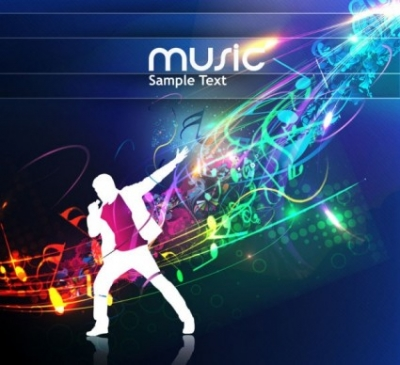 Free vector Vector background  brilliant dynamic background 02 vector
