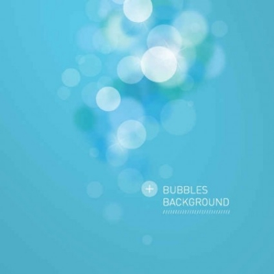 Free vector Vector background  Bubbles Background Vector Graphic