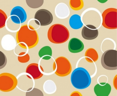Free vector Vector abstract  Bubbles Vector Abstract Seamless Background