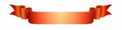 Free vector Vector clip art  burned orange ribbon