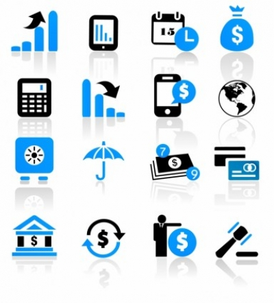 Free vector Vector icon  Business and Finance Icons