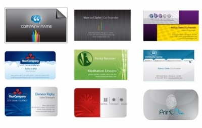 Free vector Vector misc  Business Card Templates