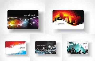 Free vector Vector background  Business Cards Background