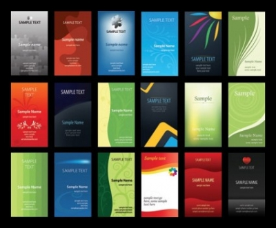 Free vector Vector background  card business card background vector