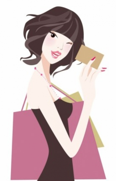 Free vector Vector cartoon  cartoon beauty illustrator 01 vector