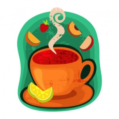 Free vector Vector cartoon  cartoon coffee cup stickers 04 vector