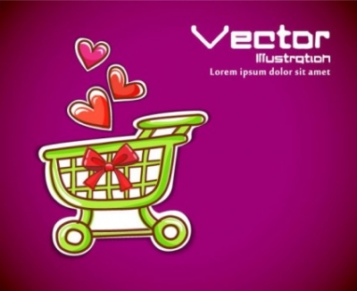 Free vector Vector background  cartoon label background 02 vector