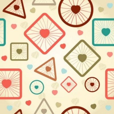 Free vector Vector background  cartoon pattern background 03 vector