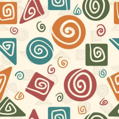 Free vector Vector background  cartoon pattern background 04 vector