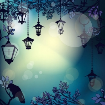 Free vector Vector background  cartoon street light background 04 vector