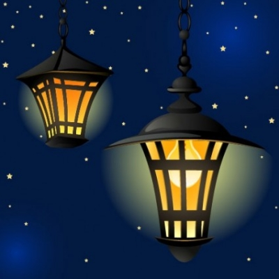 Free vector Vector background  cartoon street light background 05 vector