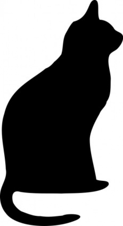 Free vector Vector clip art  Cat -5