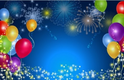 Free vector Vector background  Celebration Background