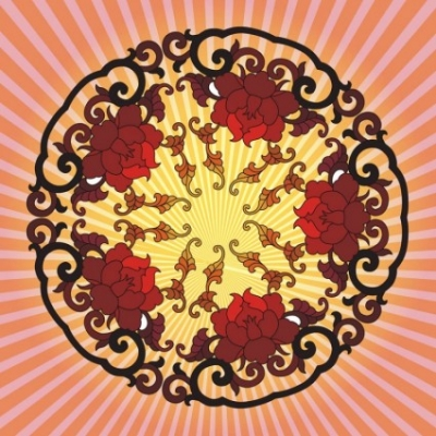Free vector Vector flower  Chinese Flower