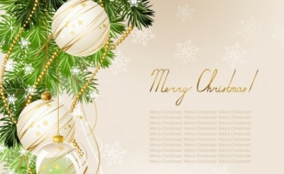 Free vector Vector Christmas  Christmas Background Vector
