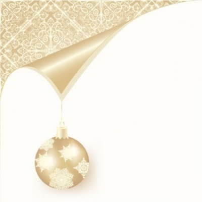 Free vector Vector background  christmas ball background 02 vector