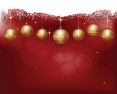 Free vector Vector background  christmas ball background vector
