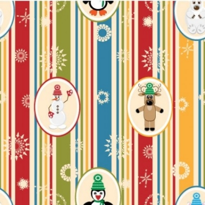 Free vector Vector background  christmas cartoon background pattern 01 vector