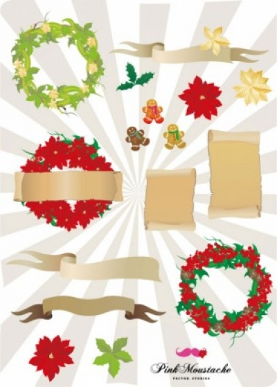 Free vector Vector Christmas  christmas element vector