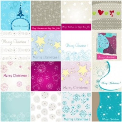 Free vector Vector Christmas  christmas elements of 02 vector