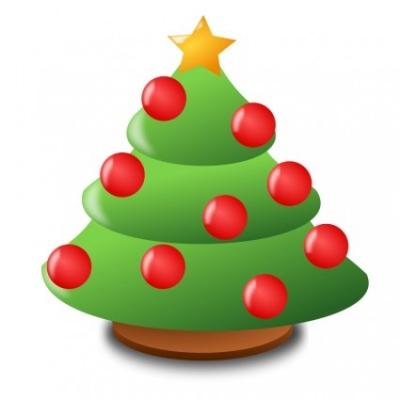 Free vector Vector clip art  Christmas Icon