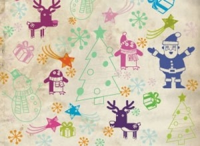 Free vector Vector pattern  Christmas Pattern Elements
