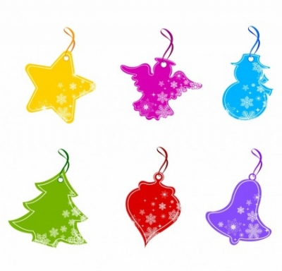 Free vector Vector icon  Christmas Price Tag